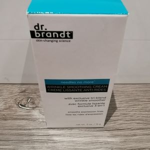 Dr Brandt needles no more wrinkle smoothing cream